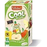 Vitabio cool fruits pomme d'aquitaine 12x90g - Prix Unitare - Livraison Gratuit Sous 3 Jours