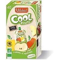 Vitabio cool fruits pomme daquitaine 12x90g - Precio por unidad
