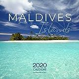 CALENDARIO 2020 DELLE ISOLE MALDIVE. By Dreaming of Maldives. SPIAGGIE e ISOLE DA SOGNO. LINGUA ITALIANA. 13 MESI. 13 FOTOGRAFIE