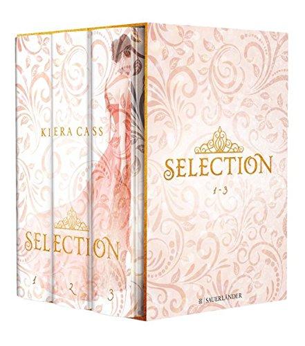 Selection - Band 1 bis 3 im Schuber: Selection / Selection. Die Elite / Selection. Der Erwählte -