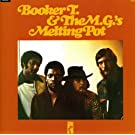 MELTING POT VINYL LP[STAX 2325030]1971 BOOKER T & THE M.G.'S