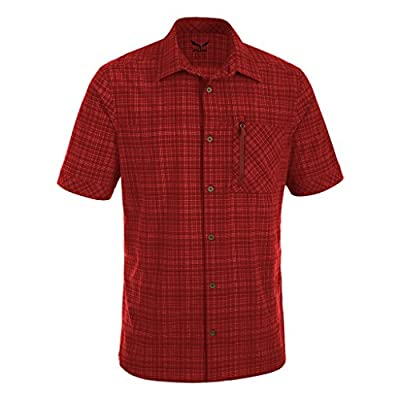 SALEWA Herren Hemd Isortoq 2.0 Dry Short Sleeve Shirt von SALEWA auf Outdoor Shop