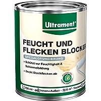 Ultrament 47700000000000 - Húmeda y bloqueador de manchas, de 750 ml, blanco
