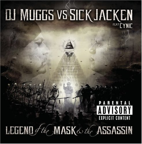 Legend Of The Mask And The Assassin [Us Import] by DJ Muggs Vs Sick Jacken (2007-09-10) (2007-jacke)