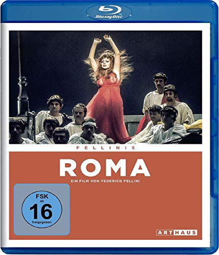 Fellinis Roma [Blu-ray]