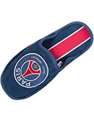 Chaussons PSG - Collection officielle Paris Saint Germain - Taille adulte homme
