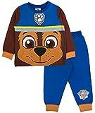 Kids Boys Nickelodeon Paw Patrol Pyjamas Chase Novelty 18-24