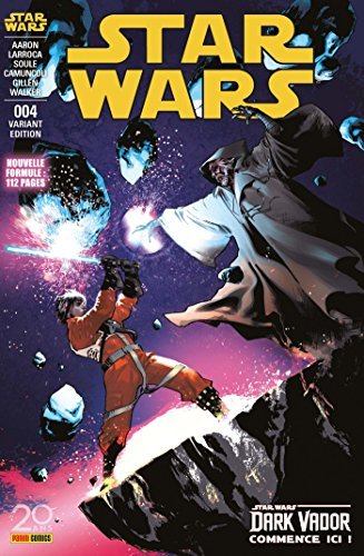 Star Wars N4 (couverture 2/2)