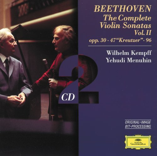 Beethoven: The Complete Violin...
