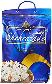 Shehrazade Indian Basmati Rice, 5 Kg