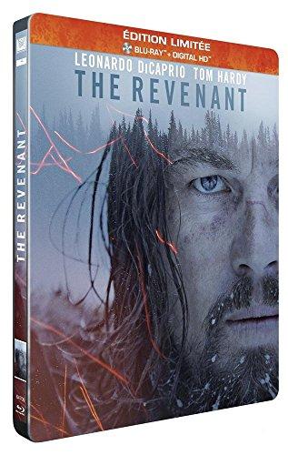 The Revenant [Édition Limitée boîtier SteelBook]