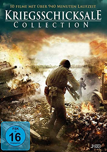 Kriegsschicksale Collection [3 DVDs]