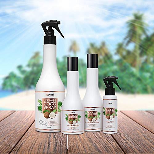 Zoom IMG-1 lisciante senza formol spray cocco