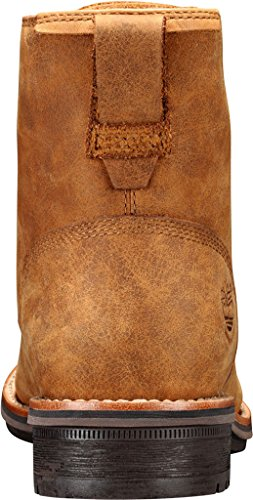 Boots Westbank 6 Wheat - Timberland Marron