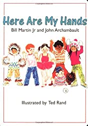 Here Are My Hands (Board book) - Common