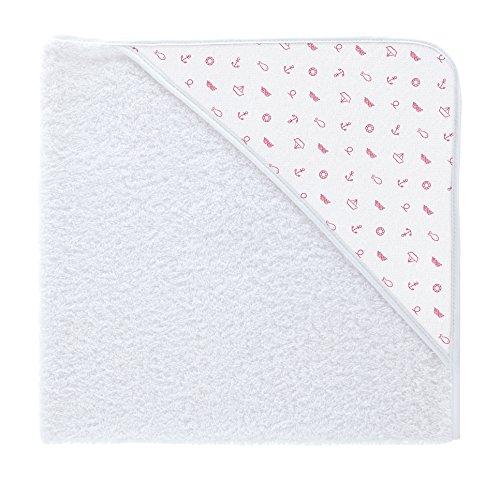 babidu Baby-Jungen Unterwäsche-Set 835 Rosa 001, Einheitsgröße