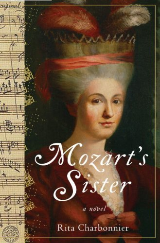 Mozart's Sister: A Novel by Rita Charbonnier (2007-10-09)