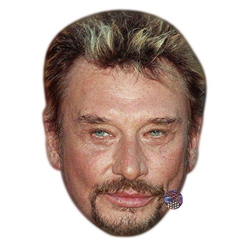 Johnny Hallyday Masques de célébrités