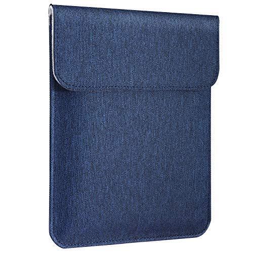 MoKo Tablet-Schutzhülle mit Magnetverschluss für iPad Mini (5. Gen), 2019, iPad Mini 4/3/2/1, Lenovo Tab 4 8.0, Samsung Galaxy Tab S2 8.0, ZenPad Z8S 7.9 Zoll, Indigo