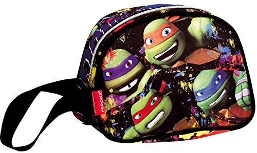 Neceser Oval de Tortugas Ninja 'Together'
