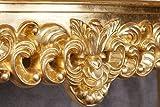 Elegante Barocke Konsole VENICE gold -