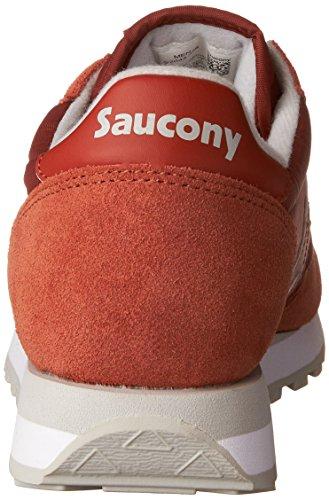 Saucony Jazz Original unisex erwachsene, wildleder, sneaker low Red