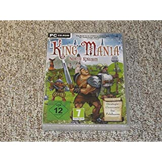 King Mania. North Kingdom. Strategie Genremix für Feldherrn.