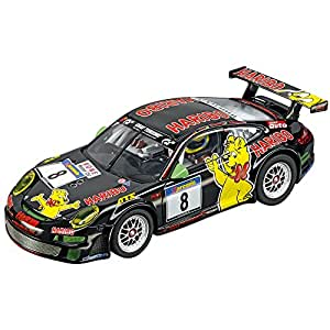 carrera digital 132 20030680 voiture de circuit porsche gt3 rsr haribo racing. Black Bedroom Furniture Sets. Home Design Ideas