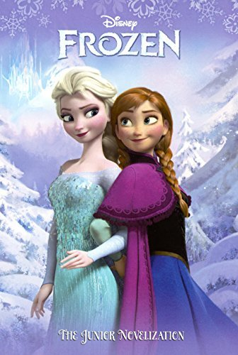 Frozen Junior Novelization (Turtleback School & Library Binding Edition) by Disney (2013-10-01)