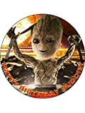 BABY GROOT GUARDIANS OF THE GALAXY 7.5