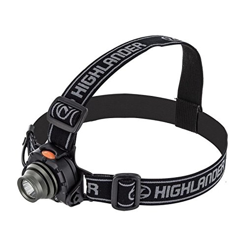 Highlander Wave 3W Cree LED 110 Lumen Sensor Headlamp