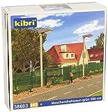Kibri 38603 - Maschendrahtzaun, grün
