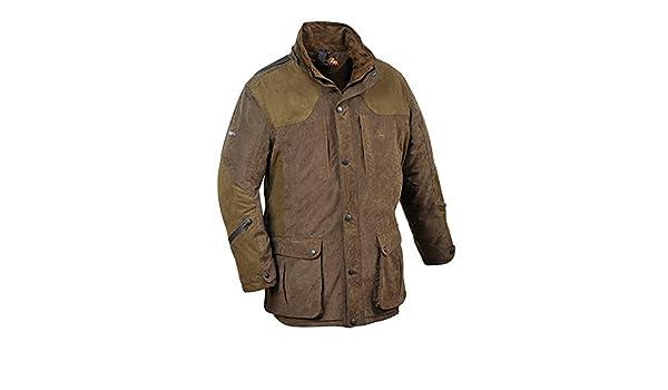 95c7bd2efb4c0 verney-carron Jacket Grizzly, khaki, S: Amazon.co.uk: Sports & Outdoors