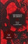 Memorias de Idhún. Panteón. Libro VI: Génesis par Gallego