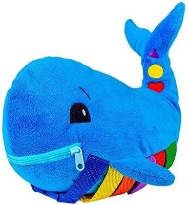 Buckle Toy Blu Whale
