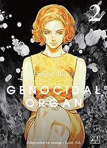Genocidal Organ Edition simple Tome 2