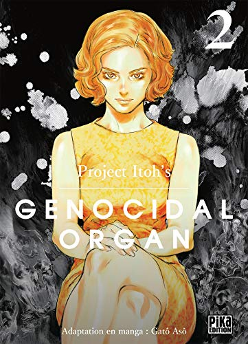 Genocidal Organ Edition simple Tome 2