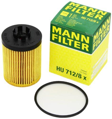 Mann Filter HU 712/8 X Oelfilter
