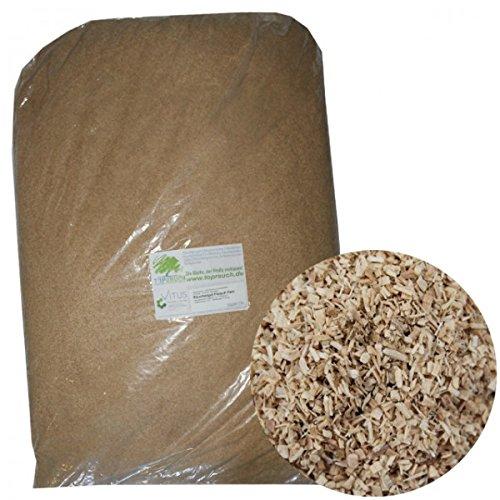 Toprauch Räuchergut Räuchermehl für Fleisch - fein 20kg Räucherholz Räucherspäne Räuchern