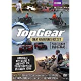 Top Gear - The Great Adventures 1 & 2 Box Set