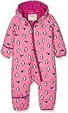 Hatley Mädchen Schneeanzug Baby Winter Bundlers, Pink (Precious Penguins), 2-3 Jahre