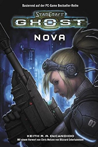 StarCraft Ghost: Band 1. Nova (Starcraft 1)