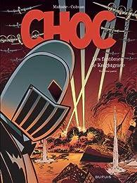 Choc, tome 3 : Les fantômes de Knightgrave par Eric Maltaite