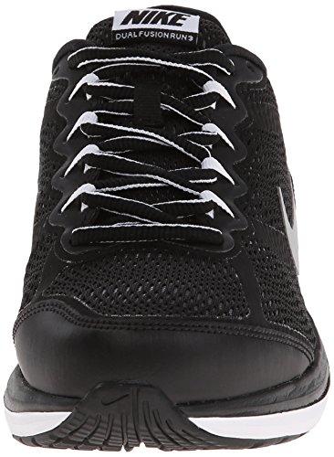 Nike - 654150-004, Pantofole Violett(Negro / Plateado / Blanco / Gris)