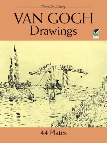 Preisvergleich Produktbild Van Gogh Drawings: 44 Plates (Dover Art Library)