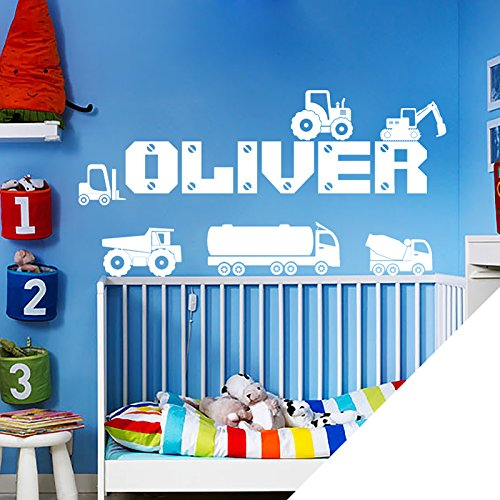 personalised-name-boys-wall-art-sticker-lorry-trucks-tractor-digger-crane-cars-just-message-us-with-