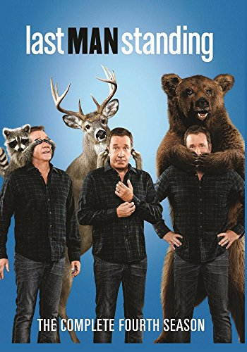 Preisvergleich Produktbild Last Man Standing: The Complete Fourth Season [DVD] [Import]