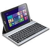 Acer Crunch Windows Tastatur schwarz/silber