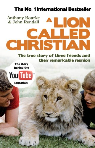 Ivory Mist (A Lion Called Christian)