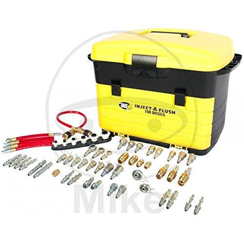 BG Injektorspülgerät >INJECT-A-FLUSH Inkl Adaptionen 9700-500 4260179871467